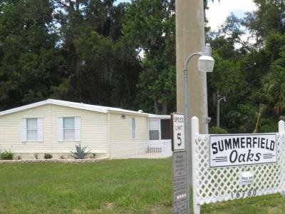 Mobile Home at 16700 Us-301 #1 Summerfield, FL 34491