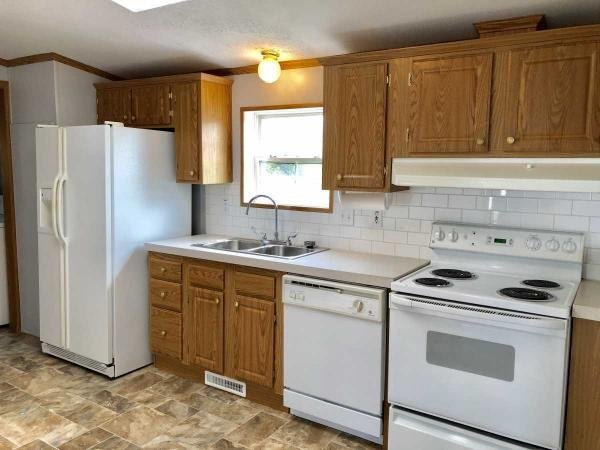 Mobile Home at 14980 Sprucevale Rd. Lot 136, Calcutta, OH