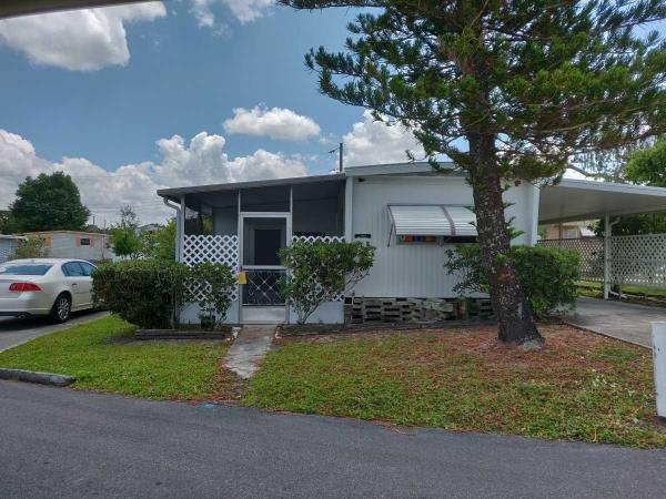 1970 Parkwood Mobile Home For Sale