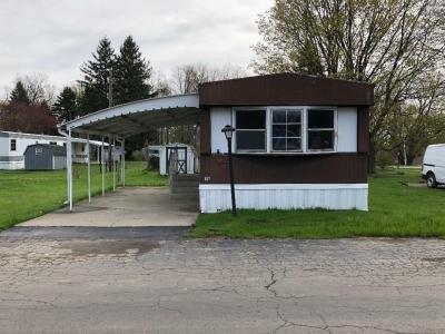Mobile Home at 76 Andrus Circle Silver Creek, NY 14136