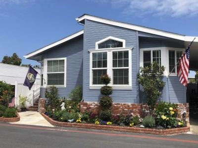 Mobile Home at 20701 Beach Blvd. Spc 28 Huntington Beach, CA 92648