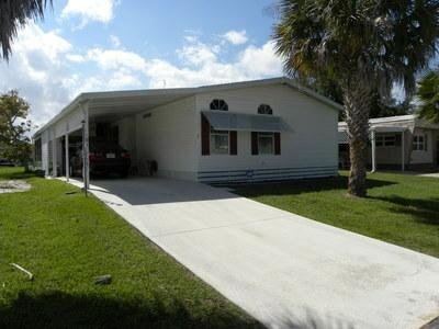 Mobile Home at 7 Grande Vista Way Port Saint Lucie, FL 34952