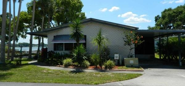 Mobile Home at 2261 LAKESIDE DR LOT 24, Leesburg, FL