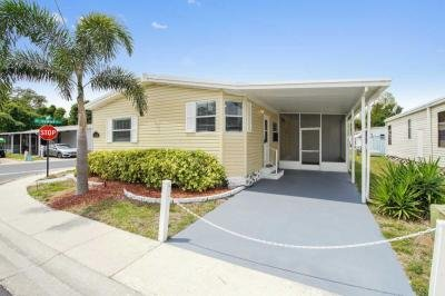 Mobile Home at 100 Hampton Rd  #118 Clearwater, FL 33759