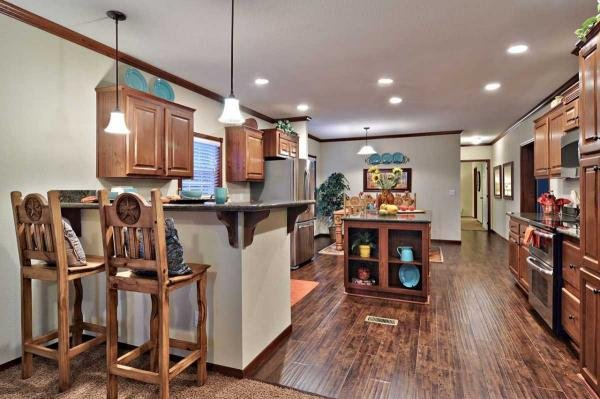 Mobile Home at 7709 Hidden West Blvd. , Austin, TX
