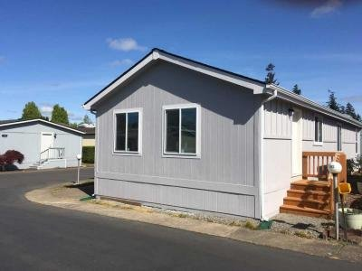 Mobile Home at 18485 Sw Pacific Drive, Sp. #93 Tualatin, OR 97062