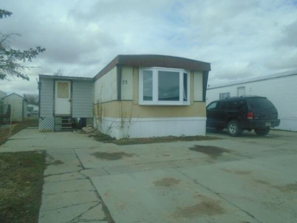 Mobile Home at 73 Sierra Drive, Gillette, WY