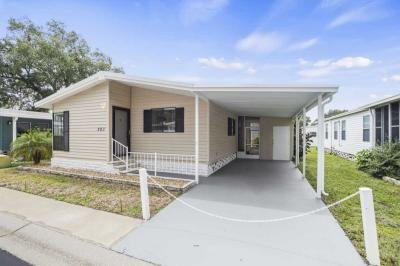 Mobile Home at 100 Hampton Road, #283 Clearwater, FL 33759