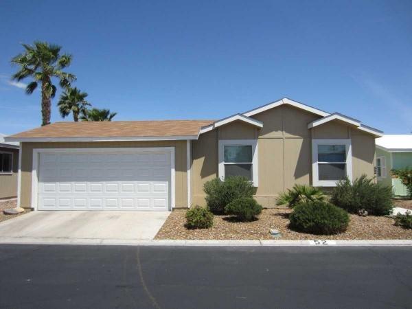 Mobile Home at 6420 E. Tropicana Ave #52, Las Vegas, NV