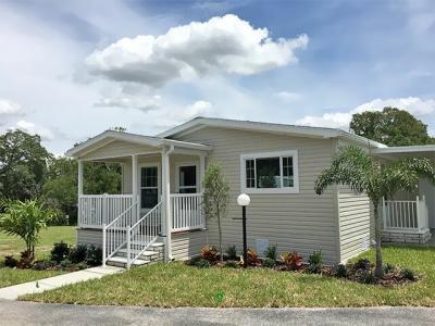 Mobile Home at 4519 Hamlin Way Wimauma, FL