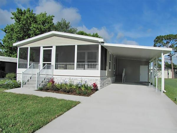 Mobile Home at 3936 NEEDLE PALM PL, Oviedo, FL
