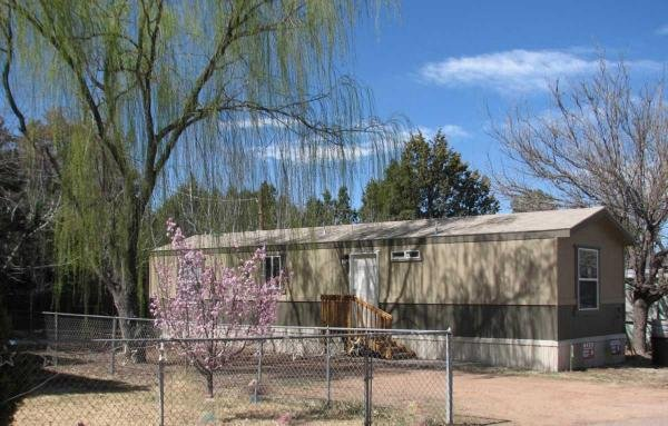 Mobile Home at 703 E. Frontier St, Payson, AZ