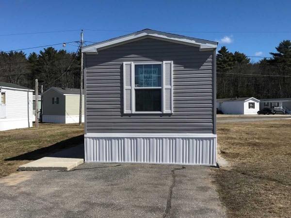 Mobile Home at 32 Scarponi Drive, Brunswick, ME