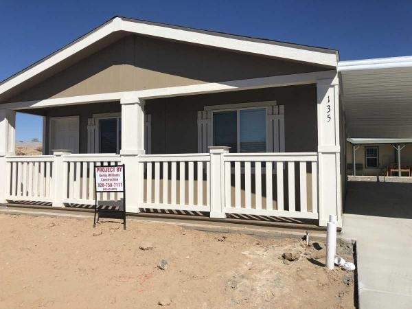 Mobile Home at 1545 El Rodeo Rd #135, Fort Mohave, AZ