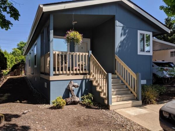 Mobile Home at 21100 NE Sandy Blvd #29, Fairview, OR