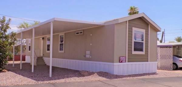 Mobile Home at 16005 N 32nd Street Lot #31, Phoenix, AZ