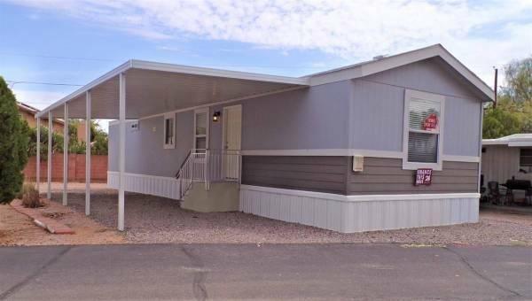 Mobile Home at 16005 N 32nd Street Lot #60, Phoenix, AZ