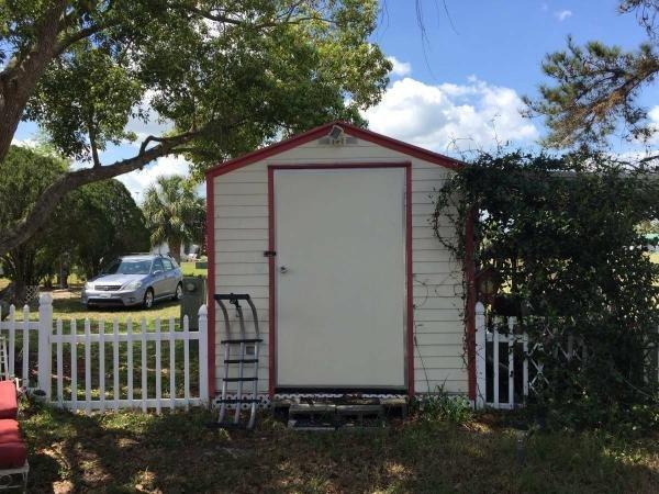 Mobile Home at 5790 Putman Court, Lot #7, Bushnell, FL