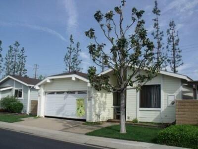 Mobile Home at 1617 Wood Lake Santa Ana, CA 92705