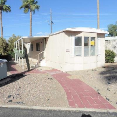 Mobile Home at 4315 N. Flowing Wells Rd., #38 Tucson, AZ