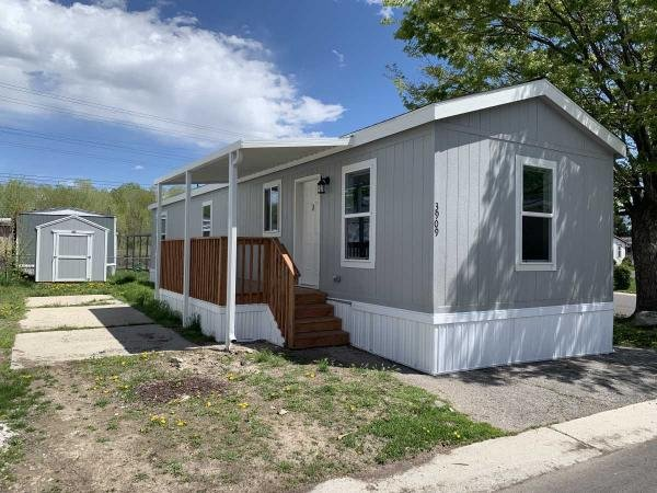 Mobile Home at 3909 South Swallow st, Salt Lake City, UT