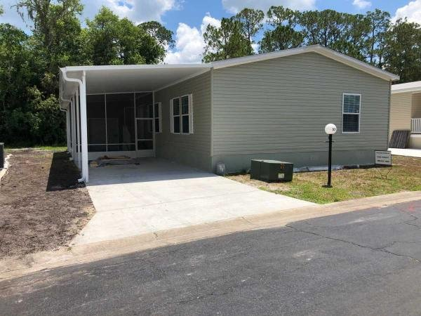 Bunnell, FL Senior Retirement Living Manufactured and Mobile