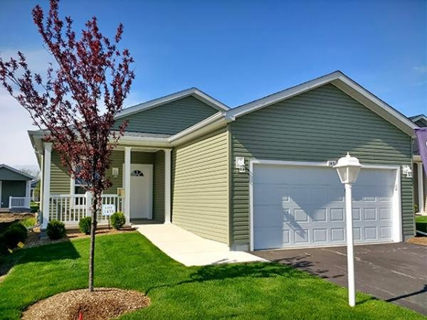 Mobile Home at 1451 Harvest Court, Grayslake, IL