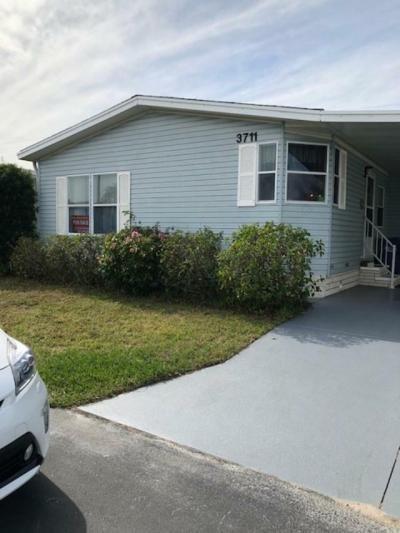 Mobile Home at 3711 Asbury Drive Parrish, FL 34219