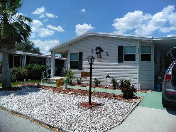 1995 Palm Harbor Mobile Home