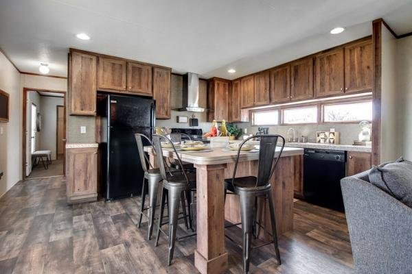 2019 Clayton Home Revolution Mobile Home