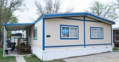 Mobile Home at 1095 Western Dr  Colorado Springs, CO