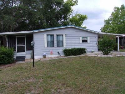 Mobile Home at 9701 E Hwy 25 Lot # 60 Belleview, FL 34420