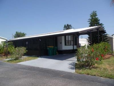 Mobile Home at 82 Overlook Drive Micco, FL