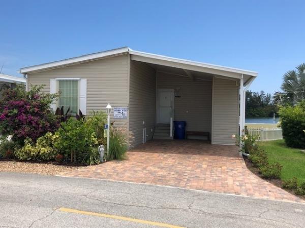 Mobile Home at 117 East Harbor Drive , Vero Beach, FL
