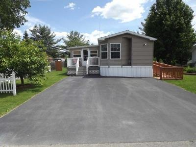 Mobile Home at 14 Longmeadow Dr Mechanicville, NY