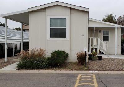 Mobile Home at 450 E Bradley #45 El Cajon, CA 92021