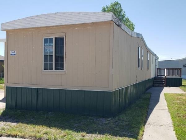 Mobile Home at 163 Sierra Circle, Gillette, WY