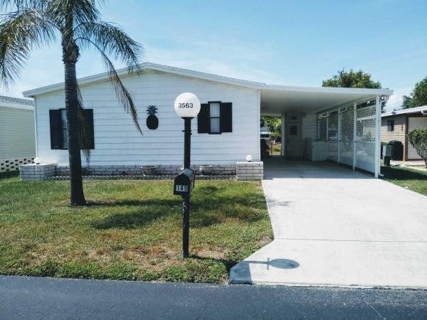 Mobile Home at 3563 Long Iron Ct, North Fort Myers, FL
