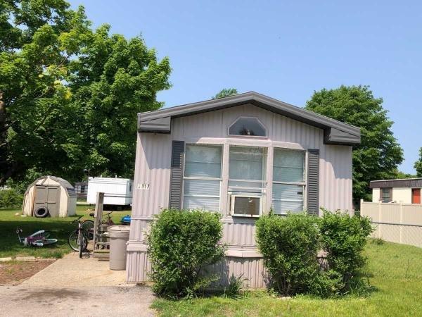 Mobile Home at 3317 Butternut, Muskegon, MI