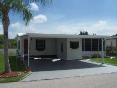 Photo 1 of 31 of home located at 24300 Airport Road, Site #27 Punta Gorda, FL 33950