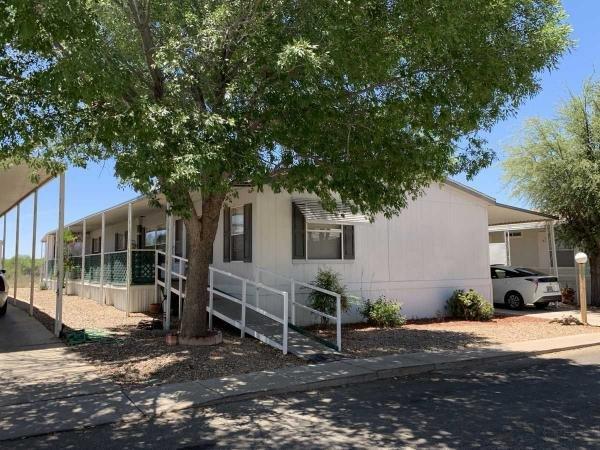Mobile Home at 534 Little Bear Lane, Sierra Vista, AZ