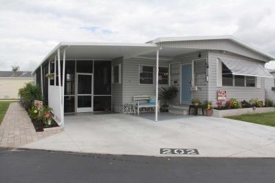 Mobile Home at 3901 Bahia Vista St., Lot # 202 Sarasota, FL 34232