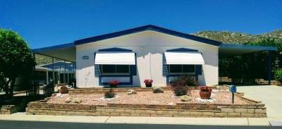 Mobile Home at 24515 California Ave Spc #23 Hemet, CA