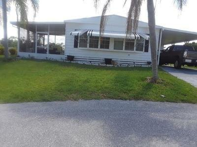 Mobile Home at 24 Orinco Port Saint Lucie, FL 34952