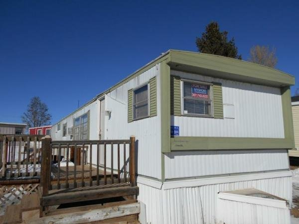 Mobile Home at 2458 N 9th Street # B044, Laramie, WY