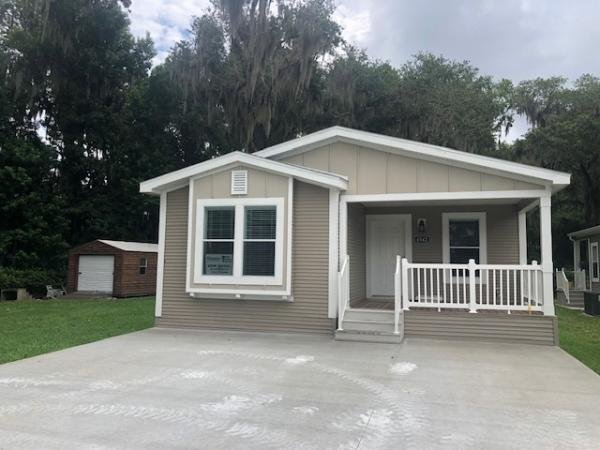 Mobile Home at 4542 HIDDEN HARBOR LOT #43, Leesburg, FL