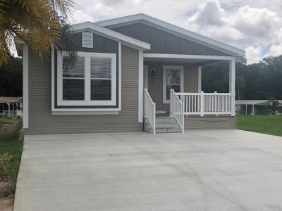 Mobile Home at 29134 CUTTER LANE, LOT #22, LEESBURG, FL Leesburg, FL 34748