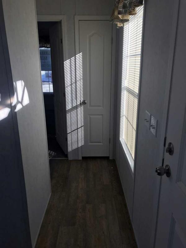 Hall Closet Near Entry