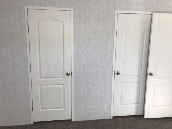 Double Master Closet