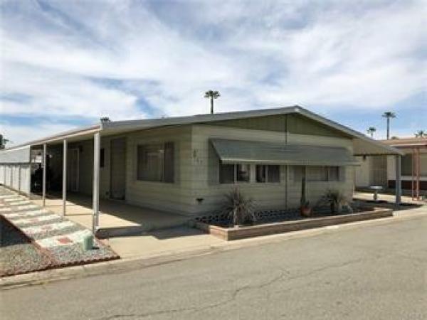 Mobile Home at 601 N Kirby St #157, Hemet, CA